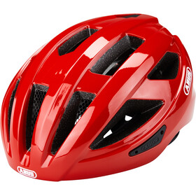 ABUS Macator Casco, blaze red